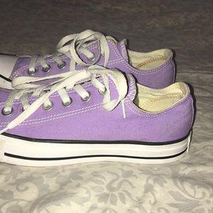 Converse Shoes - Lilac Women's Converse